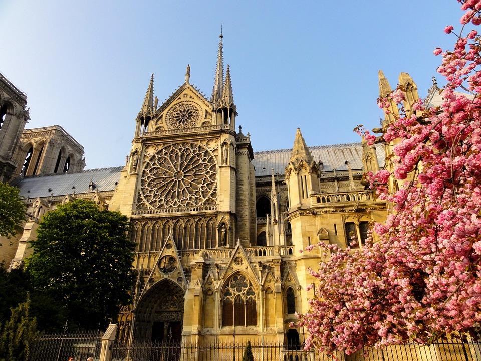 Notre Dame à Paris