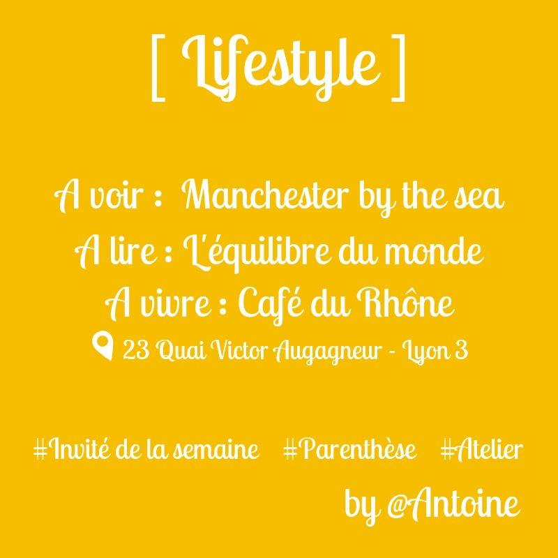 Lifestyle Antoine