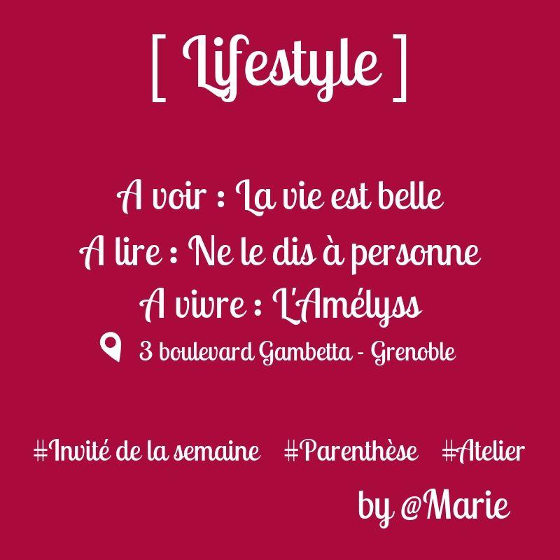 Lifestyle Marie