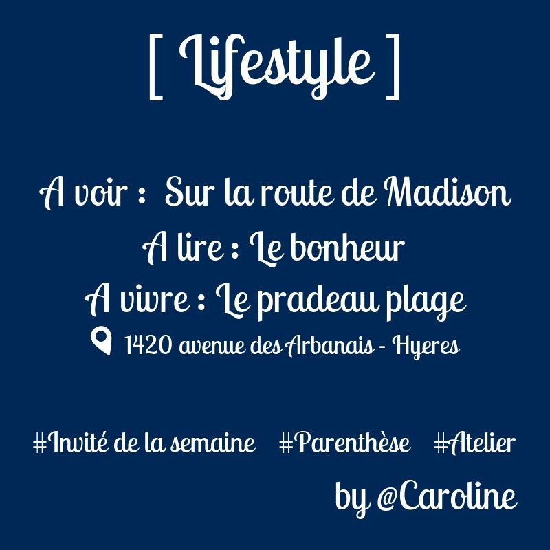 Lifestyle Caroline
