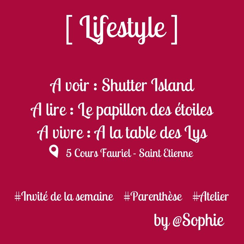 Lifestyle Sophie