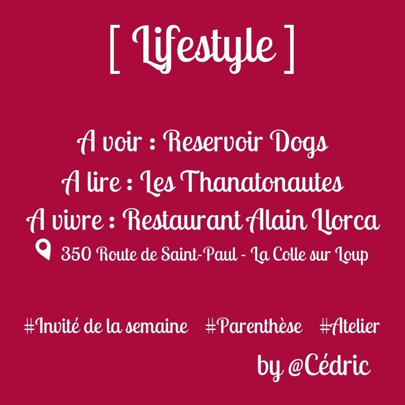 Lifestyle Cédric
