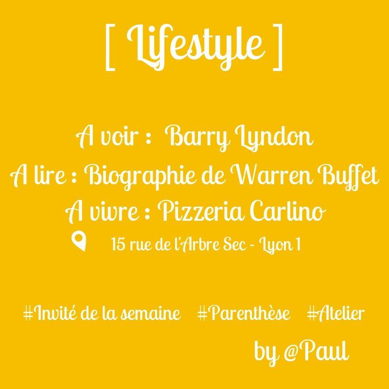 Lifestyle Paul