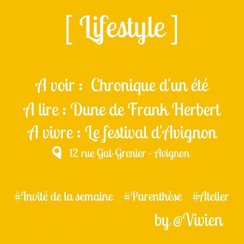 Lifestyle Vivien